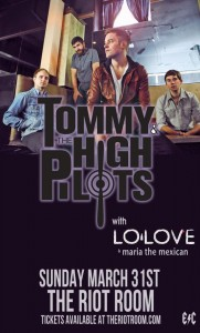tommy high pilots maria the mexican poster