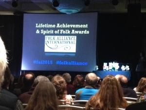 Lifetime Achievement Awards - Bessie Jones.
