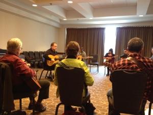 Beau Bledsoe's Latin Guitar Class